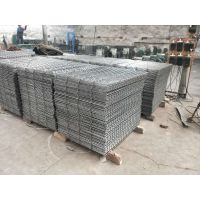 唯拓丝网厂主要加工定做钢笆片 镀锌建筑铁丝网