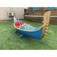 湖北武汉哪里有房地产公司装饰用的贡多拉船卖?