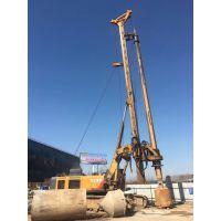 江西赣州有徐工280旋挖机要出租 刚保养完