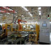 北京涂胶机器人 深隆STT1014 自动涂胶机 涂胶机器人 玻璃涂胶机器人 全自动玻璃涂胶生产线