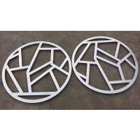 外墙装饰雕花铝板 2.0mm铝单板雕花幕墙定制厂家