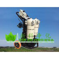 LYC-B100抗磨液压油滤油机