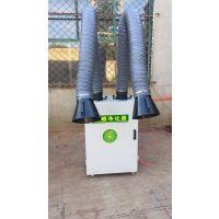 移动式焊接烟尘除尘净化器 自动反吹型旱烟除尘净化器