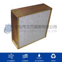 GSYK密褶式空气过滤器 超高效空气过滤器