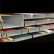 黄山市欧百得走廊铝合金木纹铝方通安装-生产厂家