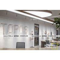 成都服装品牌专卖店设计|专业高端时尚服装品牌专卖店设计