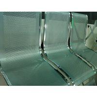 厂家供应公共场所座椅火车站医院用圆孔不锈钢打孔板