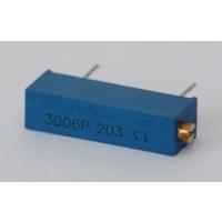 BOCHEN 3006P侧调多圈电位器,3006P-1-103LF 3006P侧调10K,厂家直销