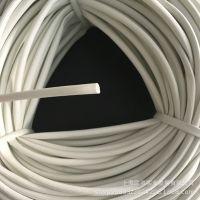 1.5kv自熄管 白色玻纤管 2.5mm玻璃纤维绝缘套管