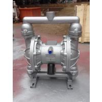 云和县废酸隔膜泵QBY-32化工泵