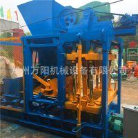 大型粉煤灰砖机 5-15水泥砌块制砖机 全自动小型混凝土砖机
