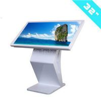Video Music Player Touch All In One Pc Advertising Board Transparent Lcd Ad Player Totem Display