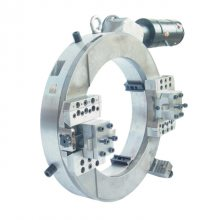 西安上海华威 ISD-300 外卡式电动管子坡口机 管道坡口机销售