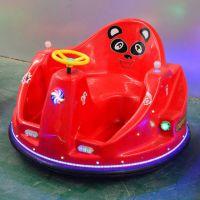 广场碰碰车飞碟车发光彩灯玩具车旋转飞碟碰碰车
