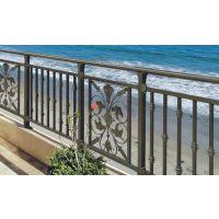唐山锌合金阳台栏杆,HC唐山玻璃阳台护栏,Q235喷塑护窗栏杆,锌钢楼梯扶手,组装式百叶窗