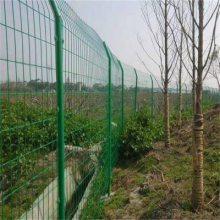 安平优盾丝网厂家加工定做护栏网 防护网 围网 绿色围墙铁网隔离栏