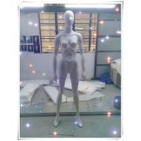 服装模特道具 女全身站姿模特鸭蛋头橱窗展示模特 简约百搭女模特衣架