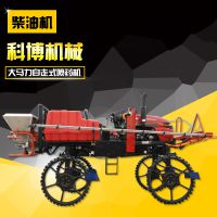 科博农用大型植保打药喷雾器 自走式四轮柴油喷药车