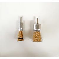 镀铜钢丝笔刷16mm 多种规格 除锈打磨工具