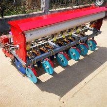 新余拖拉机大葱播种机 四轮拖拉机带精播机 小葱精播机