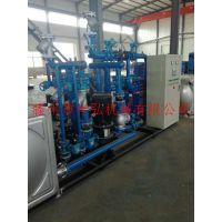 祥弘专业生产自动控温换热机组 变频水泵换热机组 自动补水换热机组