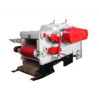 多功能树枝树干鼓式削片机 鼓式木材削片机 方木切片机设备 博力达机械
