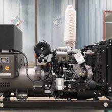 宁海320KW帕金斯自启动发电机 液晶控制系统