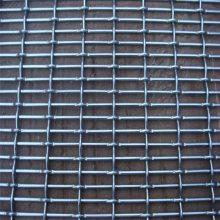 钢轧花网重量 河南黑钢轧花网 隔离栅编织网