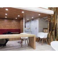 厂家订做松江轻食餐厅家具 简约现代桌椅 实木桌椅定制