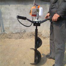 【杨柳种植挖坑机 汽油地钻机如何使用 】 润众