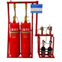 湖南4.2MPa管网七氟丙烷灭火系统