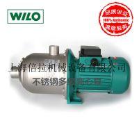 上海威乐卧式不锈钢离心泵MHI602自来水增压泵家用增压泵加压泵热水循环泵