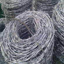 铁刺线 刺线护栏网 公路隔离护栏