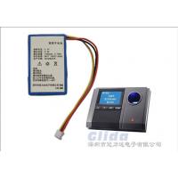 锂电池-指纹考勤机锂电池应用方案