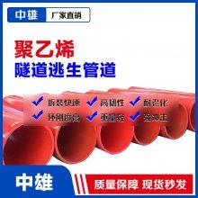 DN800逃生管材质 聚乙烯隧道逃生管规格介绍