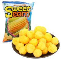 济南膨化机玉米食品生产线-厂家