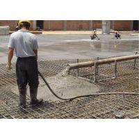 南京混凝土浇筑,水泥地面找平,商品混凝土地坪施工