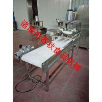 全钢千页豆腐切块机/专业QQ豆腐成套加工设备