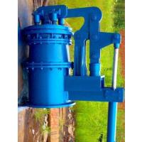 YP745Y型盘式均压阀 碳钢液动放散阀