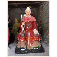 zy154生产土地公土地婆神像厂家 玻璃钢土地爷土地奶奶像雕塑厂家