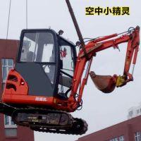 广西小型挖掘机价格 果园挖机工作视频 小型挖土机 小勾机厂家