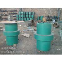 沧州管道厂家生产碳钢PN2.5DN200石油管道绝缘接头