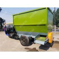 移动柴油带动撒料车 润众 动力足够使用撒料车