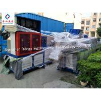 深圳永兴展星专业订做YXZXPP110A一出四打包带生产线 厂家直供