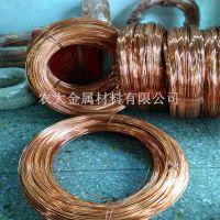 专业生产 银铜合金电阻率 含银纯铜线 湖北银铜线 精度高 公差小