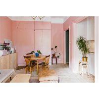 居乐高装饰昆明25平北欧风公寓居然能分出这么多区域