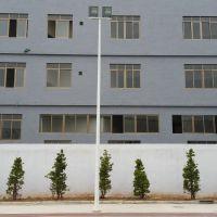 雅浩8米道路灯灯杆生产厂家 8米球场灯杆定做 灯杆的颜色那个好
