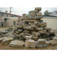 专业制作假山及驳岸设计 供应灵璧石 千层岩 龟纹石 别墅庭院园林假山设计