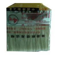 椰树猪毛扫木柄刷毛刷棕刷鬃刷油漆刷子厂家批发