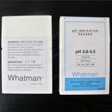 GE whatman沃特曼CS型条状PH试纸 PH5.2-6.8 2628-990
